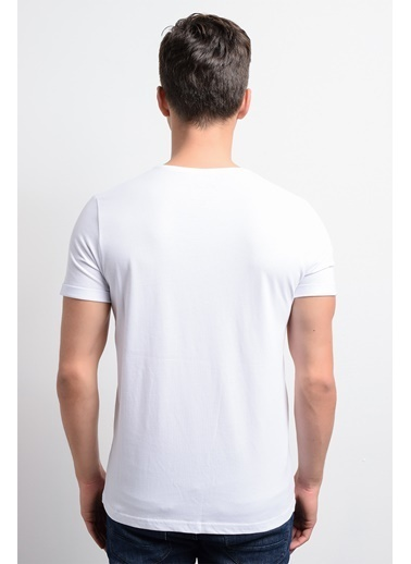 Rodi Jeans Tişört Beyaz